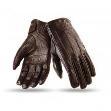 Seventy Degrees Bőr Nyári kesztyű barna SD-C10