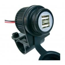 Szivargyújtó aljzat USB
