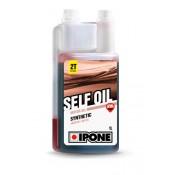 IPONE Self oil 2 kétütemű motorolaj eper illatú