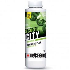IPONE Scoot city 2T félszintetikus epres motorolaj