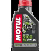 MOTUL 5100 4T 10W40 motorolaj