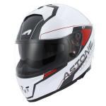 Astone GT 1000F Gamatron Piros-Fehér