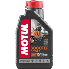 MOTUL Scooter Power 2T motorolaj