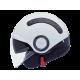 Nexx SX10 Nyitott bukósisak Fehér