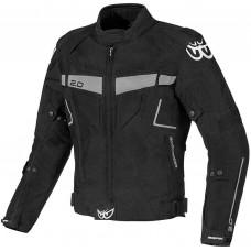 Berik Faith Motoros Kabát Fekete