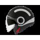 Nexx SX10 Nyitott bukósisak Fekete-Fehér