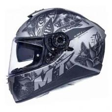 MT Blade SV 2. Breeze matt fekete-szürke