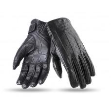 Seventy Degrees Bőr Nyári kesztyű fekete SD-C10