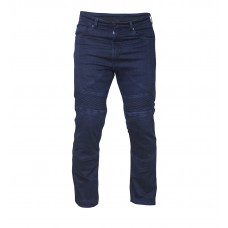 Plus Racing Denim Biker motoros farmer