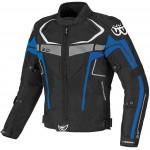 Berik Faith Motoros Kabát Fekete-Kék