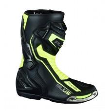 Plus Racing Tracker csizma neon zöld