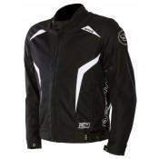 Bering Keers nyári, hálós motoros dzseki fekete