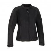 Bering Lady Riko női nyári motoros kabát fekete