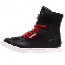Bering Jungle motoros cipő fekete-piros