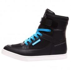 Bering Jungle motoros cipő fekete-kék