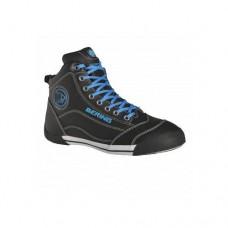 Bering POP motoros cipő fekete-kék