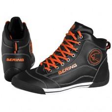 Bering POP motoros cipő fekete-barna