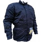 RushM textilkabát TK21 Téli motoros kabát