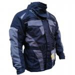 Rush-M TK30 Motoros textilkabát Téli