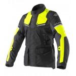 Clover Scout 3 motoros textil kabát sárga