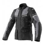 Clover Scout 3 motoros textil kabát fekete