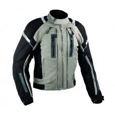 A-pro Aerotech 4in1 motoros kabát szürke-fekete