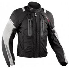 A-pro Aerotech 4in1 motoros kabát fekete-szürke