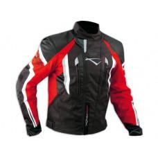 A-pro T53 motoros kabát fekete-piros