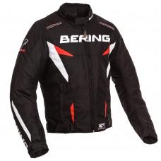 Bering Fizio motoros dzseki fekete-fehér-piros