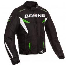 Bering Fizio motoros dzseki fekete-fehér-zöld