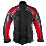 Roleff Liverpool Ro782 kabát fekete-piros
