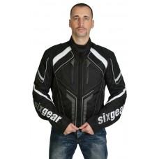 Sixgear Sprtline motoros dzseki fekete-fehér
