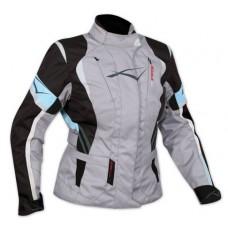 A-pro Traveller női motoros kabát szürke