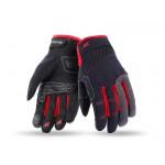 Seventy Degrees Nyári kesztyű SD-C48 fekete-piros
