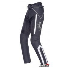 Tiana motoros női nadrág fekete-fehér