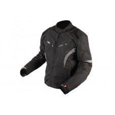 Adrenalin Sola motoros kabát fekete