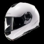 LS2 FF325 STROBE felnyitható bukósisak fehér