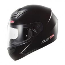LS2 FF352 Solid fekete KIFUTÓ!!!