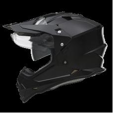 NOX N312 túra-enduro bukósisak matt fekete