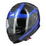 Astone RT 1200 EVO felnyitható bukósisak fekete-kék
