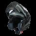 Astone RT 1200 EVO felnyitható bukósisak fekete--sötét szürke