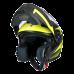 Astone RT 1200 felnyitható bukósisak fekete-neon