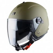 Astone Mini Jet-S nyitott bukósisak army