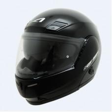 Astone SV2 felnyitható bukósisak  fényes fekete