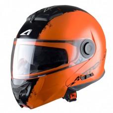 Astone RT 800 felnyitható bukósisak stripes narancs