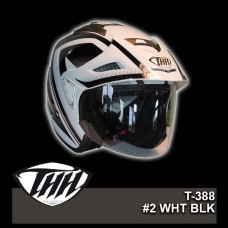 THH T-388 fehér-fekete