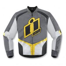 Icon OVERLORD 2 motoros dzseki sárga