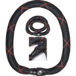 Abus 9100 Ivy - 170/140/110cm motorlezáró lánc