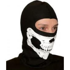 Skull maszk halálfejes
