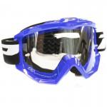 Progrip univerzális cross szemüveg kék